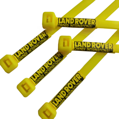 Land Rover Owner Cable Ties