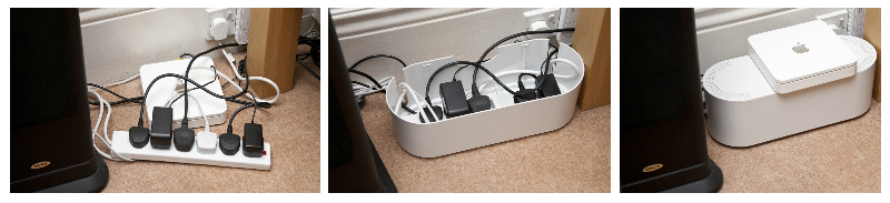 cable Tidy Units
