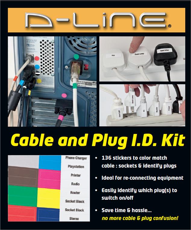 Cable Plug ID Kit