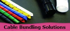 Cable Bundling & Cable Tidy Solutions