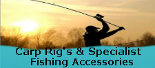 Carp Rig's & Specialists Fishing Accessories