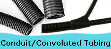 Flexible Conduit / Convoluted Tubing and Fixings