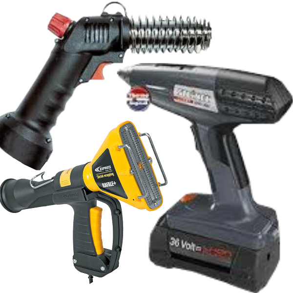 Cordless, Gas / Roofing & Pallet Shrink Wrapping Heat Guns