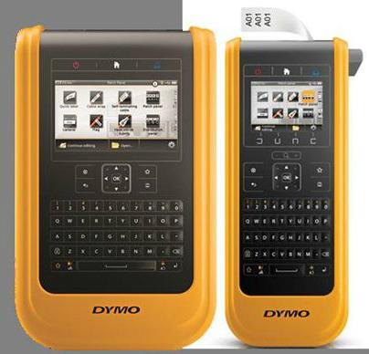 Dymo XTL Range