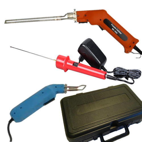 Hand Held Hot Knife Foam / Rope Cutters