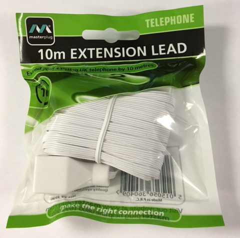 Telephone Extension Leads