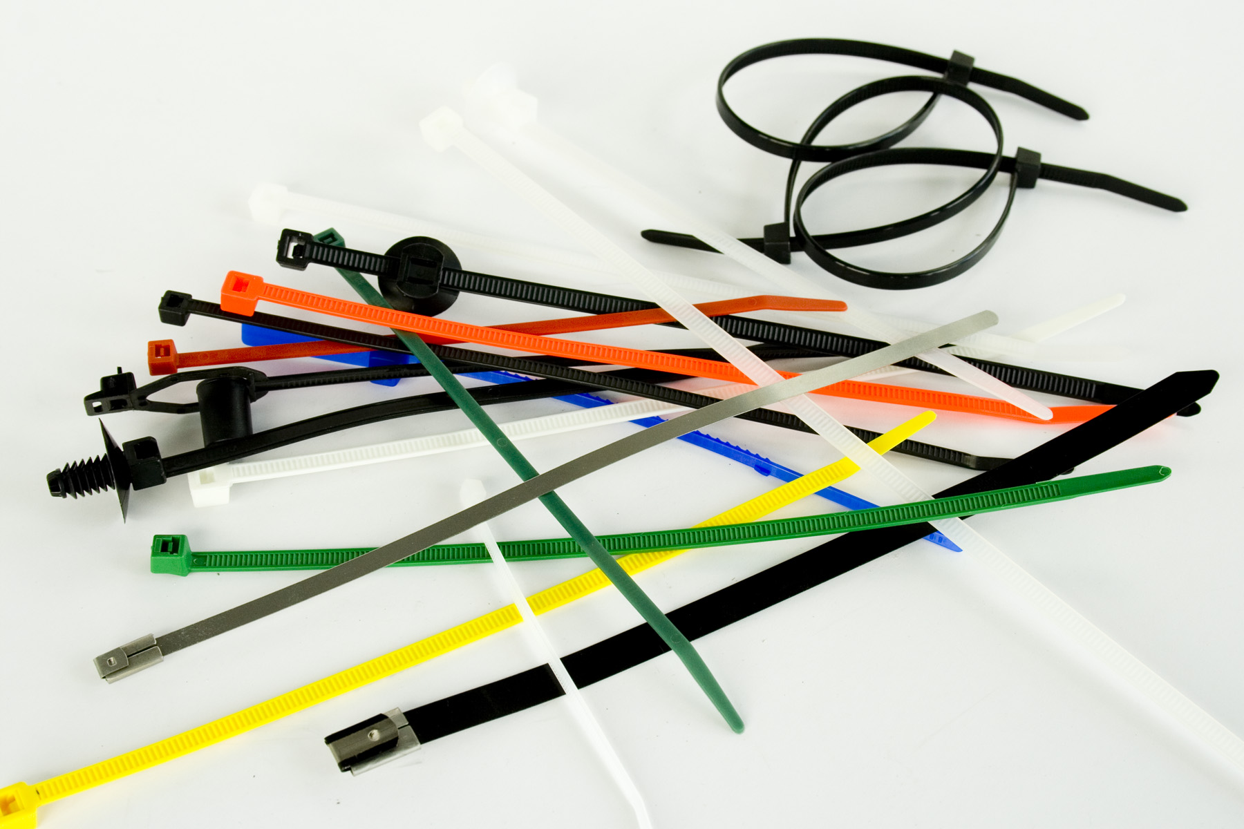 Cable Ties - Nylon