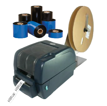Label / Heat Shrink Printers & Printer Ribbons