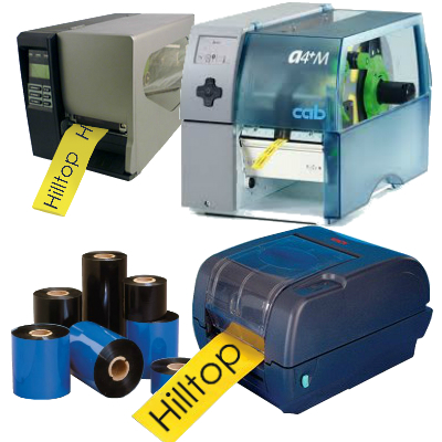 Thermal Transfer Label Printer Systems