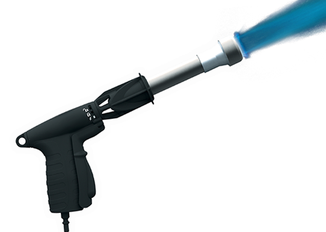 Raptor Roofing Torch Heat Gun