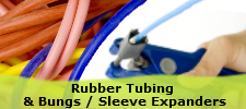 Silicone, Neoprene & EPDM Rubber Tubing, Rubber Bungs & Stoppers