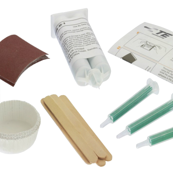 Raychem S1125 Resin Kits and Applicators