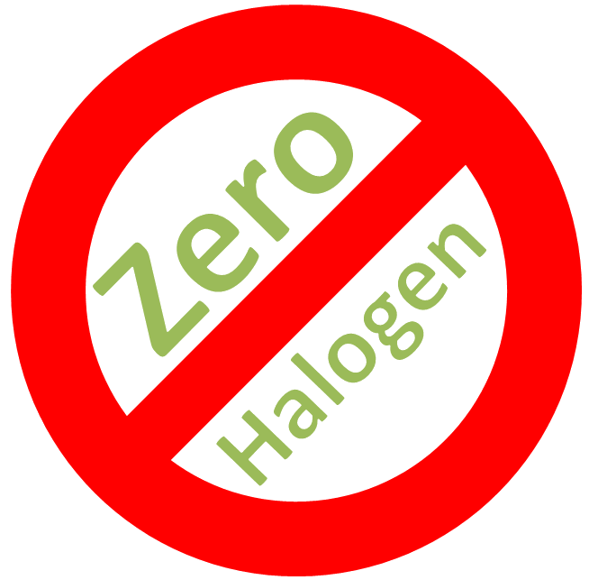 Zero Halogen Low Smoke Limited Fire Hazard and Halogen Free Products