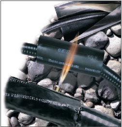 Wraparound Heat Shrink Cable Repair - CRLS