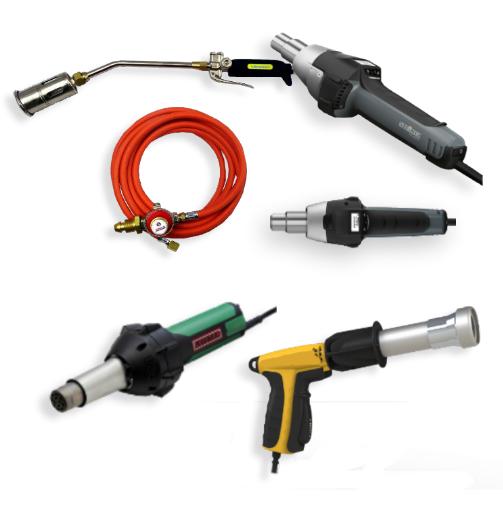 Heat Guns / Hot Air & Gas Tools
