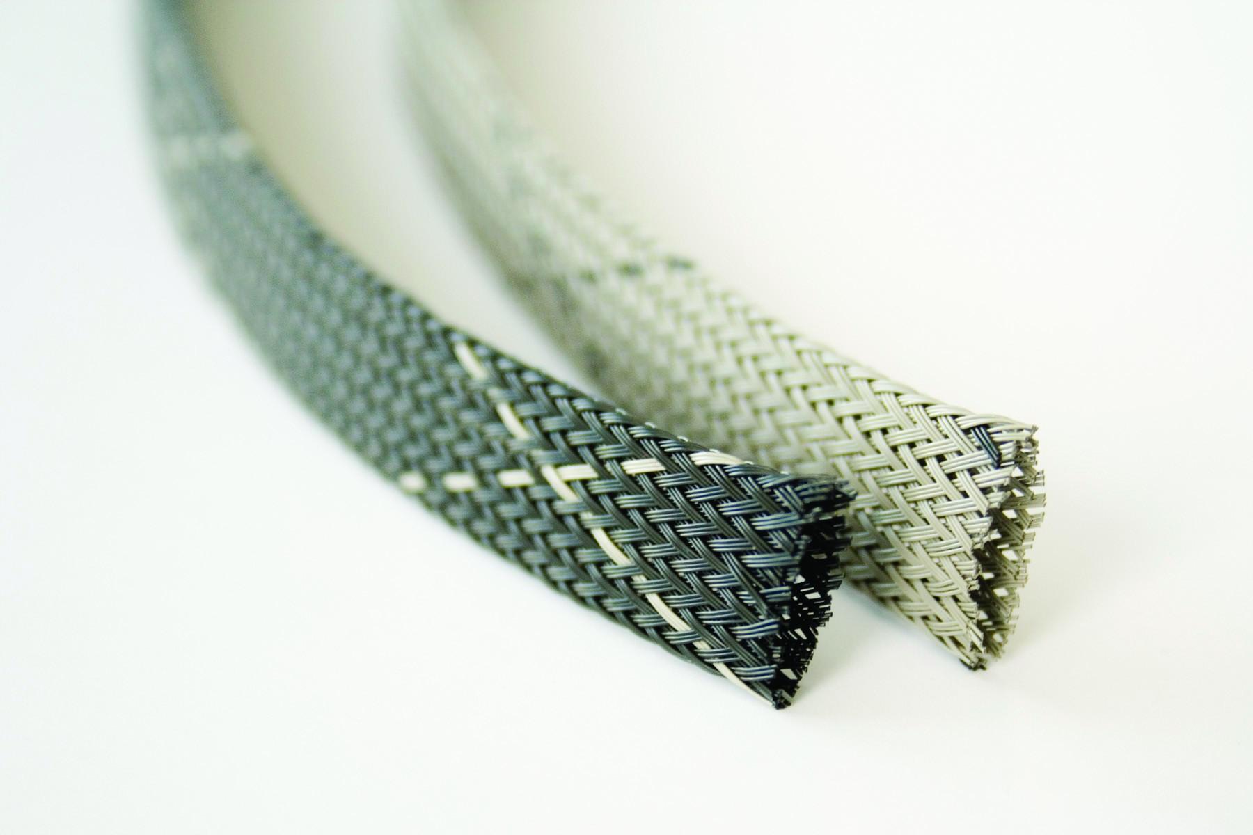 Flame Retardant Expandable Braid - HILFLEX PG-FR