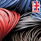 Coloured Low Smoke & Fume (LSF) Halogen Free Over Sleeving