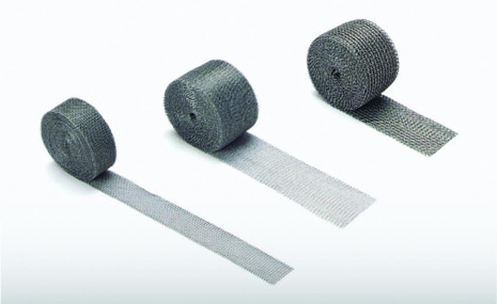 Knitted Wire Mesh Tape Wire Mesh Tape Knitted Mesh Tape