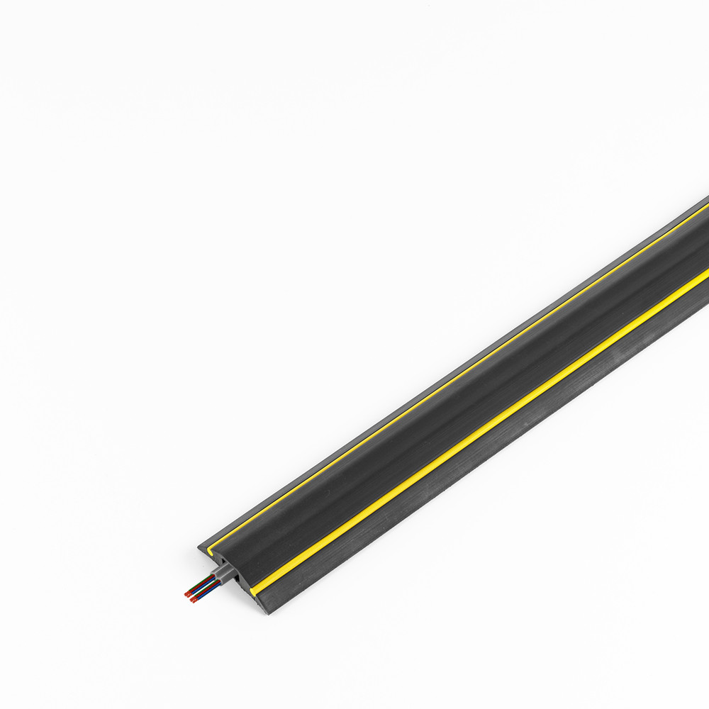 Flexible Cable Protector : Hazard control cable protectors snap fit hilltop