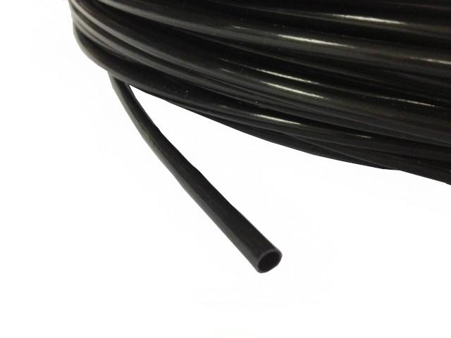 PTFE Tubing - (4.29mm I/D x 0.38mm Wall) PF6 Black