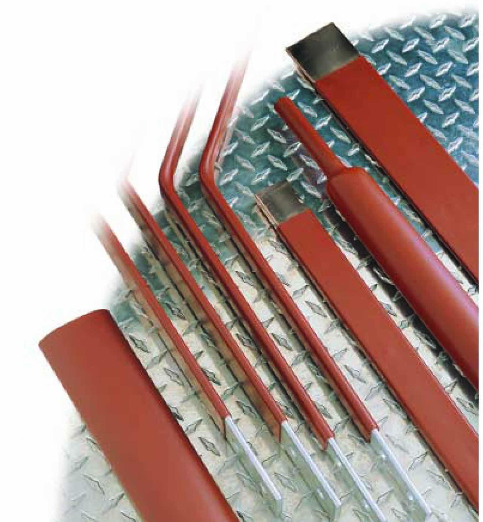 Medium voltage crosslinked polyolefin bus bar tubing - CBTM