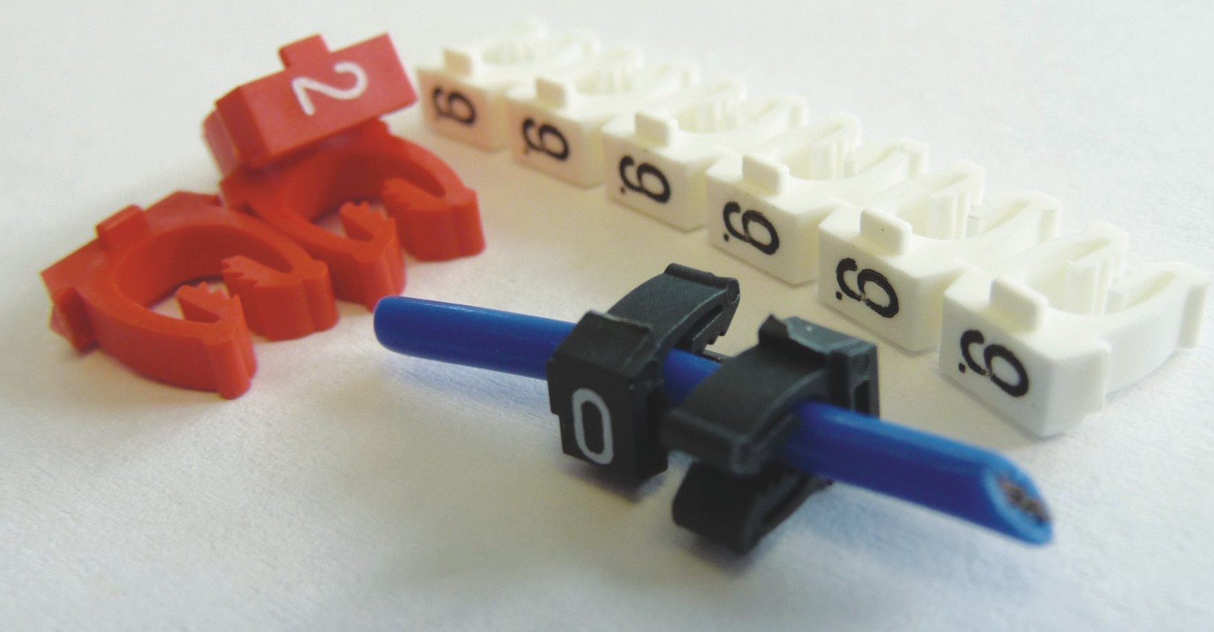 E-Type Cable Markers