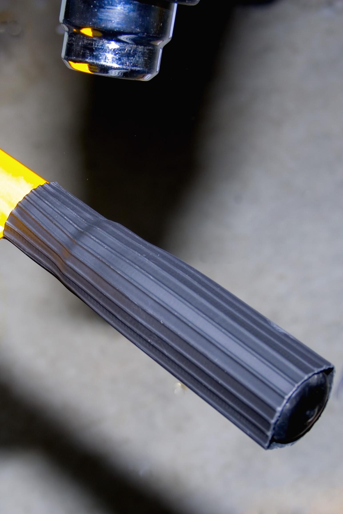 Hil-Grip Heat Shrink Black size 30.0mm I/D down to 15.0mm I/D