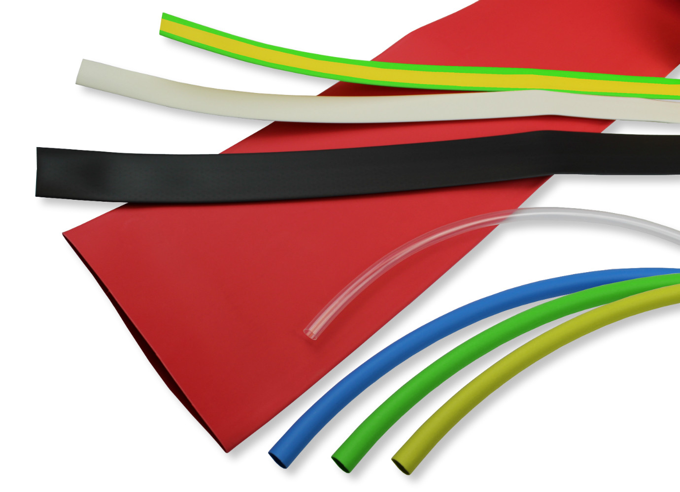 Heat Shrink Tubing 3:1 Ratio HSP3 size 1.5mm I.D / 0.5mm I.D Black