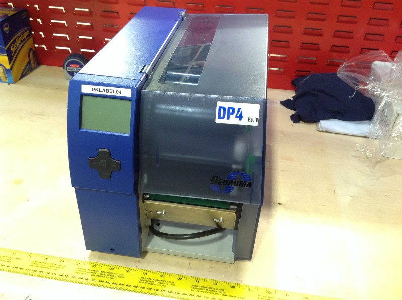 Used Cab A4+ 300dpi Thermal Transfer Printer (TE Connectivity  3112 and TE 3124 refer)