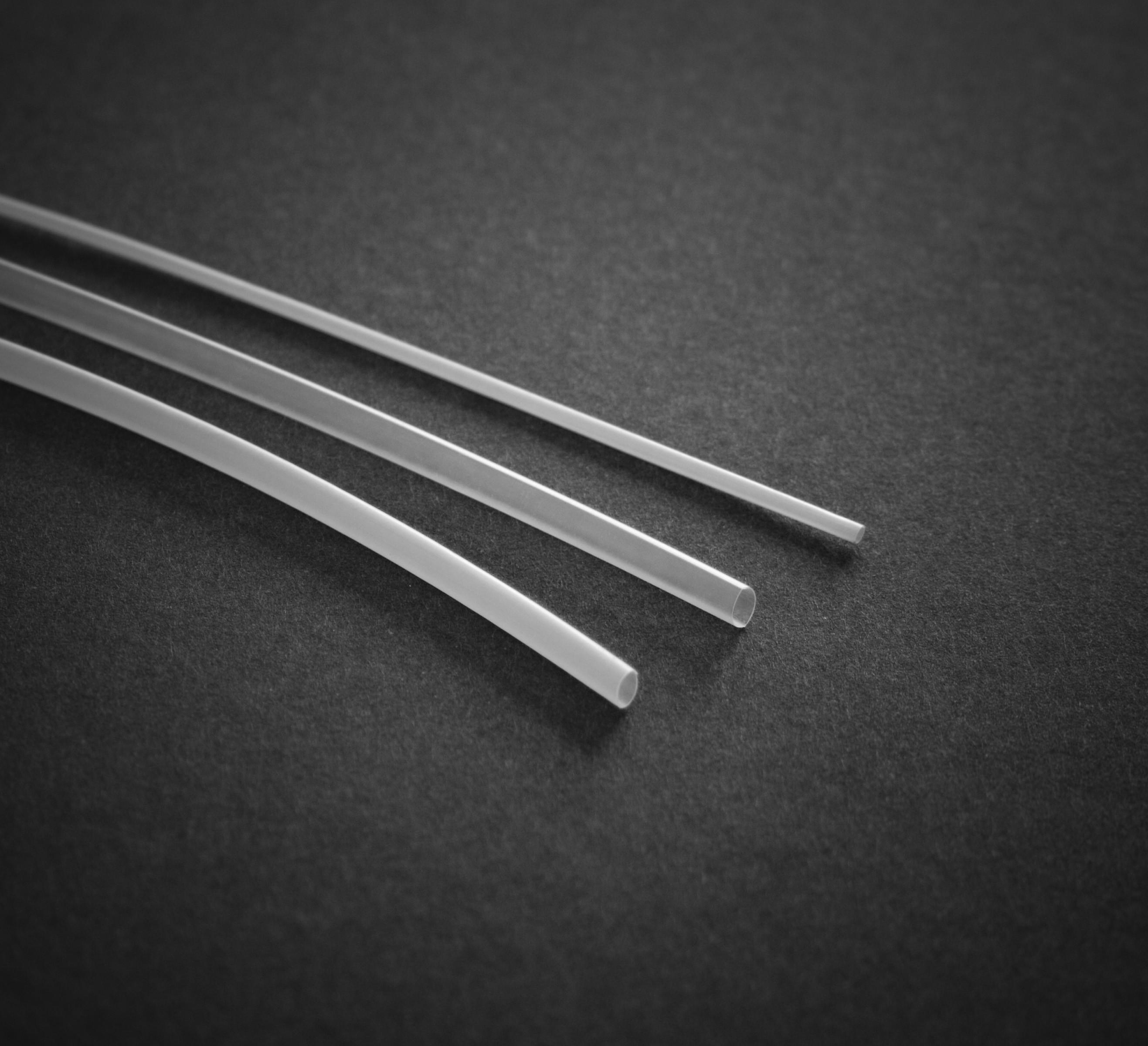 KYNAR Heat Shrink Tubing HKY size 3.2mm I.D / 1.6mm I.D Clear