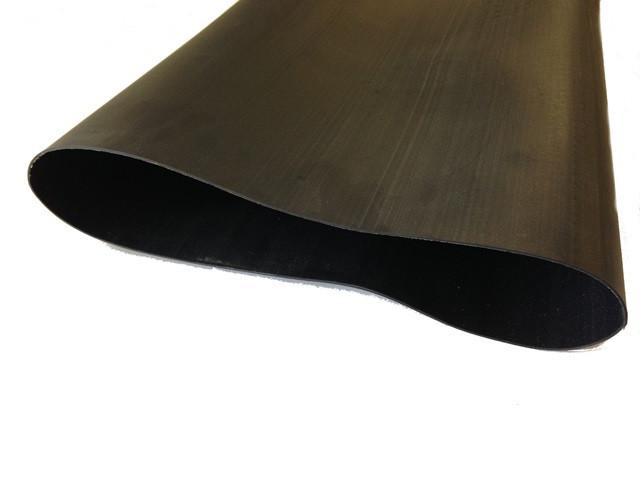 150.0mm I/D down to 75.0mm I/D HSP1 Heat Shrink Tubing Black