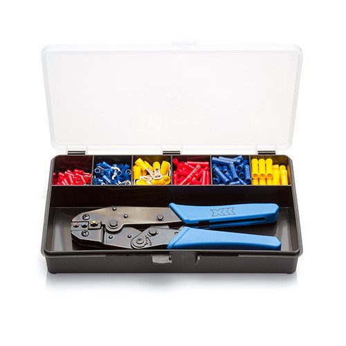Pre-Insulated Crimp Terminals - Mixed Kits