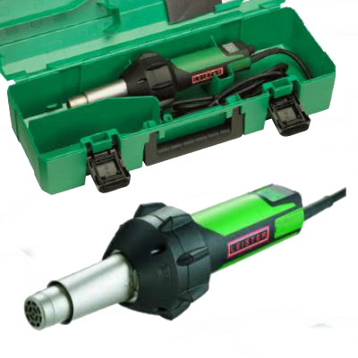 120V & 240V Leister Triac AT Digital Heavy Duty Heat Gun