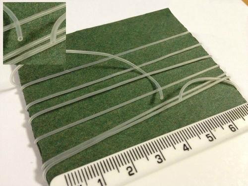 Micro Pole Float Silicone Tubing
