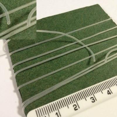 Microbore Silicone Tubing