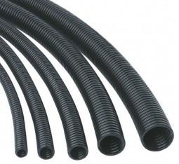 SCHLEMMER Polypropylene Conduit SLIT 6.9mm I/D x 9.9mm O/D
