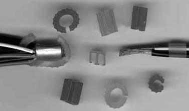 Deray® Pressmelt Sealing System