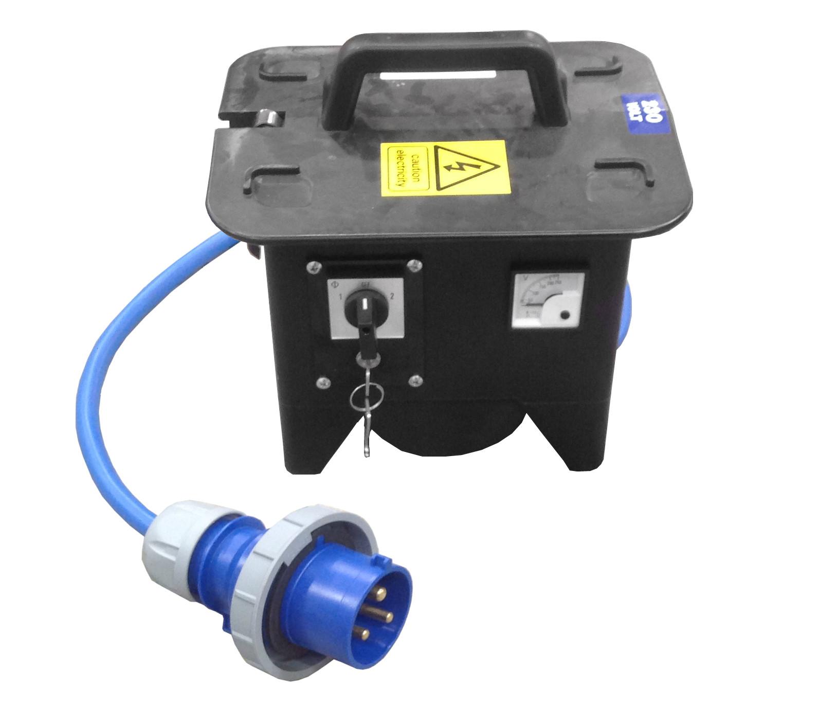 RCCB Safety Kit Box 230V for Leister Welding Machines