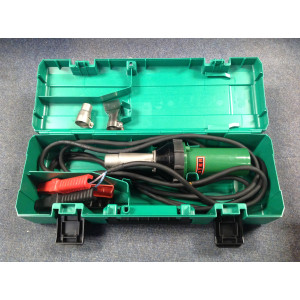 Used Leister Triac Heat Gun 24V Tarpaulin Kit USED103