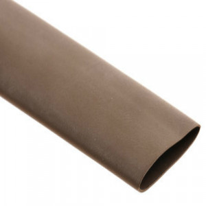 25mm Heat Shrink Kit 8pcs Brown - 200mm lengths