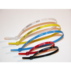 Printed Nylon Cable Ties