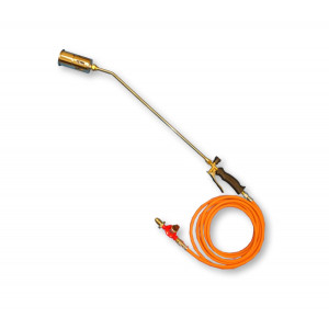 Brenner Premium 600mm, 60mm Single-headed Gas Blow Torch Kit - G929T