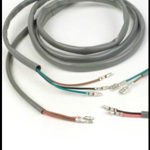 8mm Grey PVC Sleeving for Restoration / Repair / Motorcycle Harness Wiring