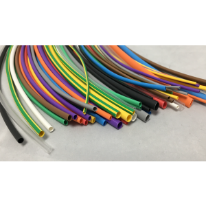 Ultimate Mixed Heat Shrink Kit 60pcs Various Colours - 200mm lengths