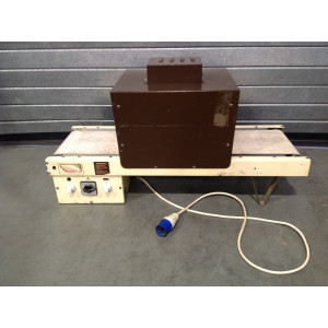 Burnley Heat Shrink Tunnel / Wrapping Machine 400mm (USED123)