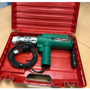 Leister Weldmax 230v Hand Extruder for PE, PP, PVDF, PA membranes (USED169)