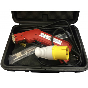 Hand Held KD-5HG Hot Knife Foam Cutter with 200mm Blade & Case 110V
