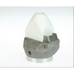 Leister Welding Corner Seam Shoe 14mm 145.811