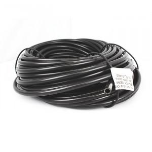 "Semi-Rigid PVC Tubing Size 3/8"" Flexible Hose"