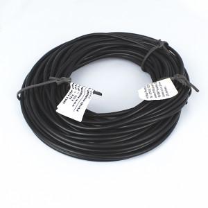 Semi-Rigid PVC Tubing Size 6mm Flexible Hose